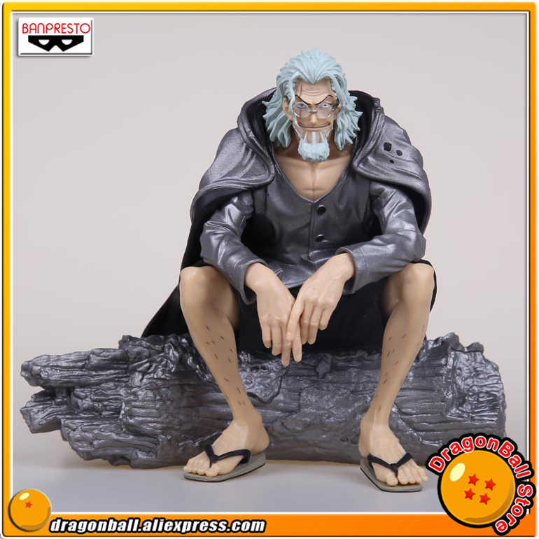 Japan Anime One Piece Original Banpresto Creator x Creator Collection Figure - Silvers Rayleigh Special Color japan anime one piece original banpresto creator x creator pvc collection figure dracule mihawk