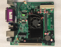 Used,ITX WD525 2 D3 Atom D525 DDR3 Mini Wireless Motherboard Industrial Control Motherboard,100% tested good