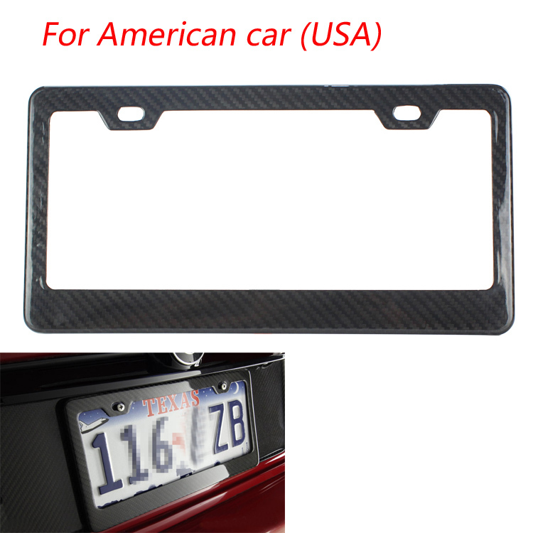 w wholesale american license plate frame