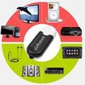 HJX-001 3.5 MM jack Estéreo Sem Fio USB Blutooth A2DP Transmitt Música Áudio do Receptor dongle Adaptador Para Carro TV Fone De Ouvido