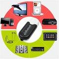 HJX-001 3.5 MM jack Estéreo USB Inalámbrico A2DP Blutooth Auriculares Música Transmitirle de Audio dongle Del Adaptador Del Receptor de TV Para El Coche