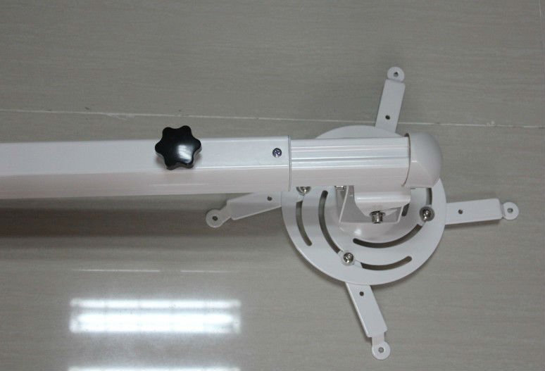 free shipping adjustable aluminium short throw projector wall mountwall - Projector Wall Mount