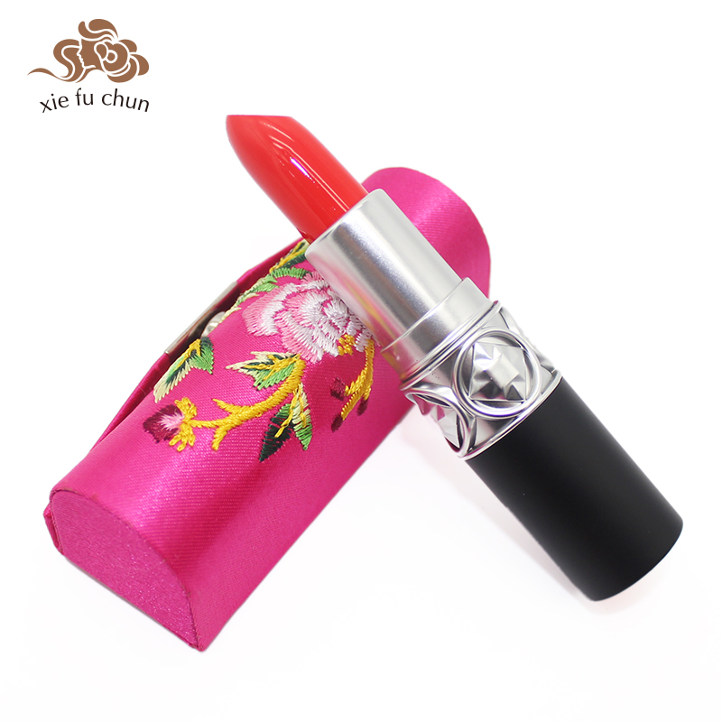 Xiefuchun Traditional Lipstick Makeup Nutritious Long-lasting Waterproof Non-stick Easy to Wear Moisturizer Matte Lipstick XFC19 каталог pink lipstick