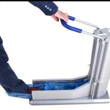 Машина для изготовления крышек обуви для дома, автоматическая пленка для обуви, ламинатор для обуви, офисный набор, одноразовые