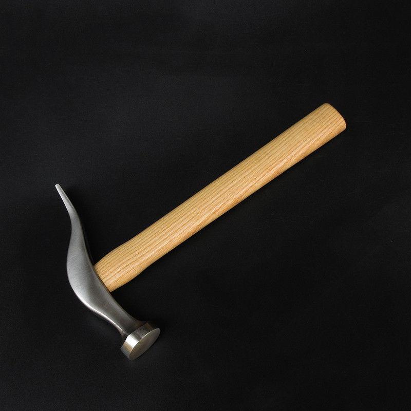 Cobbler Shoe Repair Hammer Wood Handle Leather Work Shoemaking Repairing Remmending Shoe Tool