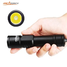 ORCATORCH D520 Diving Flashlight Scuba Diving Light 1000LM Diving Backup Submarine Light 150M Waterproof Scuba Diving Equipment