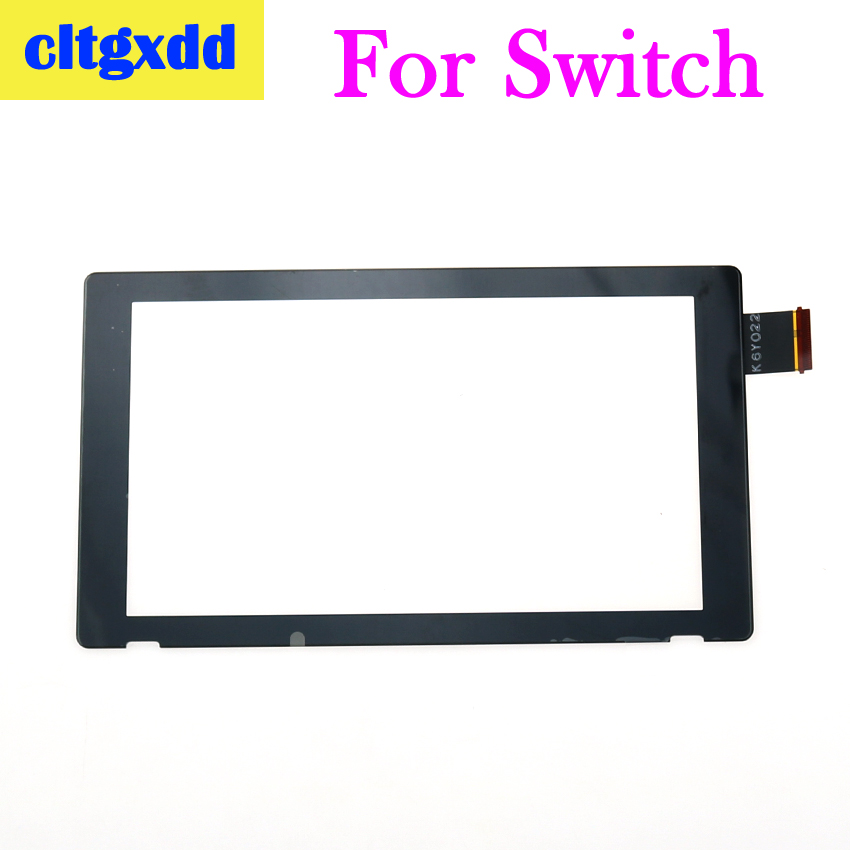 Cltgxdd 1 Pc New Touch Control Panel Screen For Nintend Switch NS Console Touch Screen External Screen Replacement