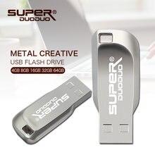 Kostenloser versand flash Memory Stick 64gb 128gb metall pen drive 16gb 8gb USB-Stick 32GB usb stick neueste flash disk
