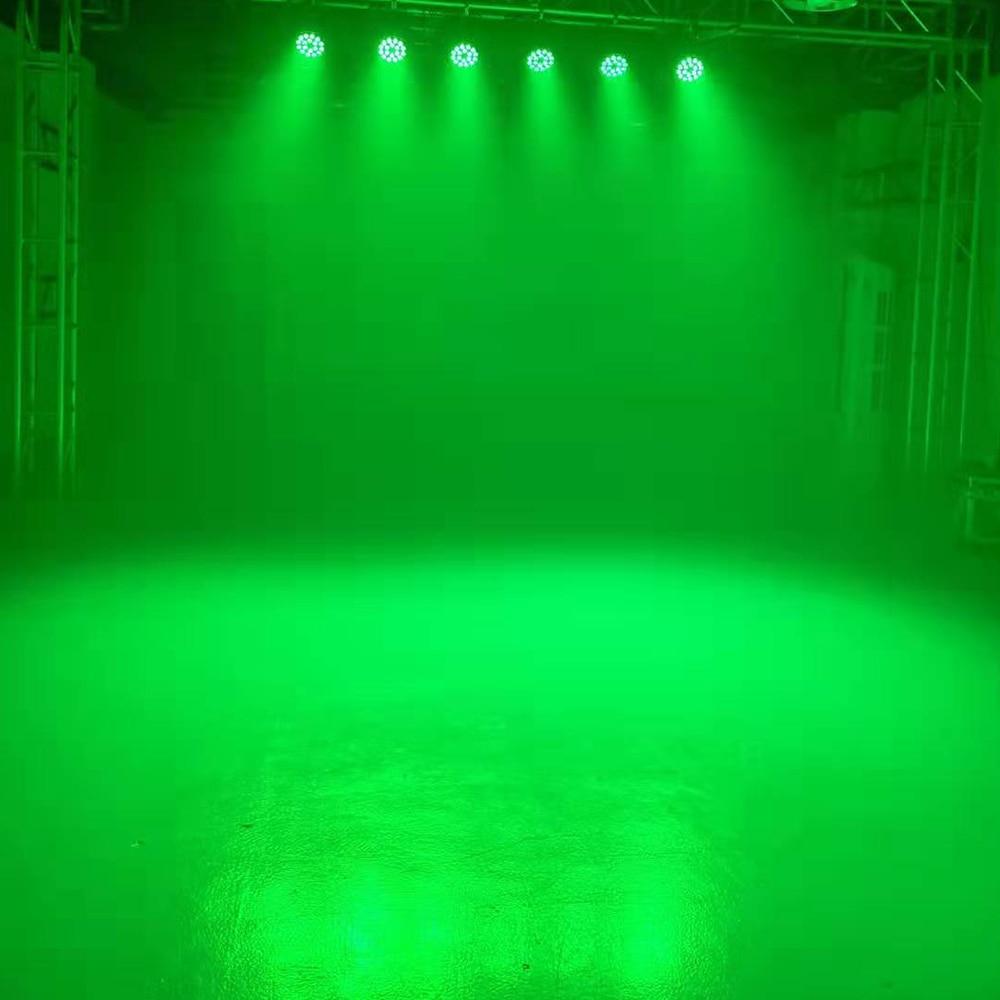 luz com luzes do palco aluminio 1812 w 6 unidades lotes 04
