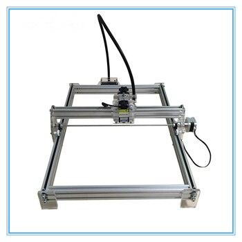 300mw Laser Engraving Machine Diy Laser Cutting Machine Engraving Area 35*50cm Software Adjust Laser Power