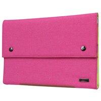 BUBM Air Laptop Bag 13 Good Design Waterproof 3 Stage Bag Rose Red