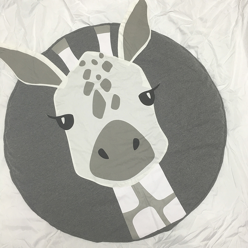 Baby play Mats Animal climbing carpet infant Crawling Blanket Round Carpet Rug Toys Mat For Children Baby play Mats Animal climbing carpet infant Crawling Blanket Round Carpet Rug Toys Mat For Children Room Decor Photo Props