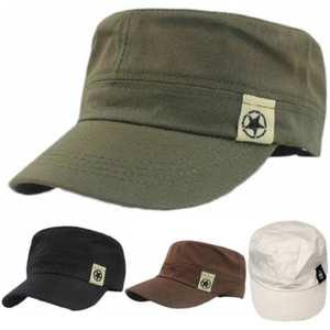 promo code f47e7 5beba uk chamsgend flat roof military cadet patrol hat baseball cap fbffe 9ba0a