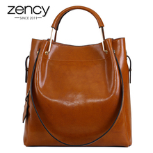 Fashion Vintage Split Leather Women Casual Luxury Designer Ladies Handbag Shoulder Tote Crossbody Purse Bolso Mujer Feminina