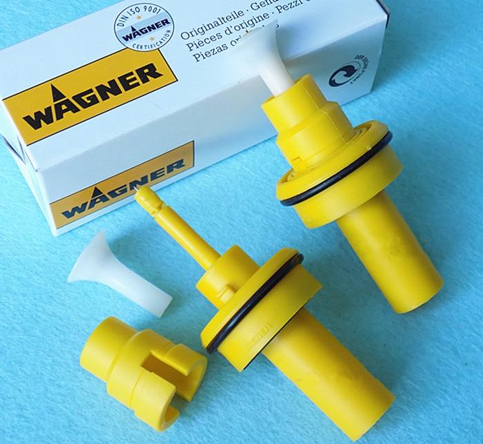 WagnerPEM-X1 manual electrostatic powder coating spray gun nozzle manual electrostatic powder coating spray gun nozzle lengthened pole for wagner x1