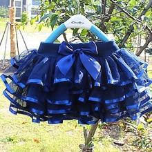 Юбка-пачка юбки для маленьких девочек мини-юбка принцессы для детей от 2 до 10 лет вечерние фатиновые юбки для танцев летняя одежда для девочек детская одежда