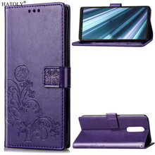 Phone Case For Sony Xperia XZ4 Cover Flip Silicone Leather Wallet Funda