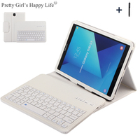 For Samsung Galaxy Tab S3 9 7 Wireless Bluetooth Keyboard Case For Galaxy Tab S3 9