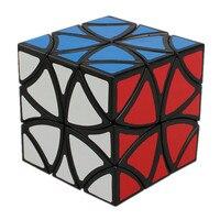 Najnowszy Lanlan Kwiat Kostka magiczna kostka Płatki kwiatów Copter helikopter Cube Puzzle Edukacyjne zabawki Drop Shipping