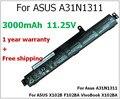 33WH 3000 мАч аккумулятор для ноутбука ASUS A31N1311 X102B F102BA VivoBook X102BA