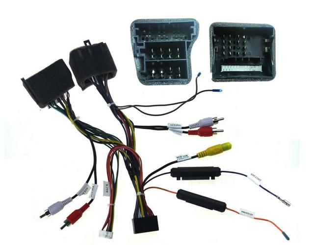 Vauxhall Meriva Wiring Harness : Aliexpress buy joying car auto radio installation