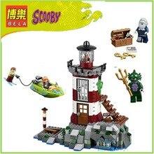 10431 Compatível Com Scooby Doo Assombrada Farol 75903 Bloco De Construção Figura Modelo Brinquedos Educativos Para Crianças