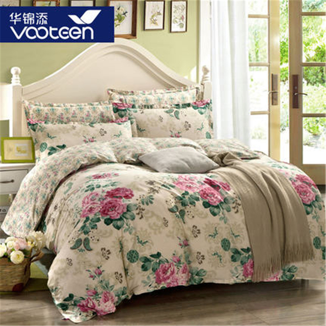 Egyptian Comforter Bedding Set Queen King Size Couette Linen Yarn ...