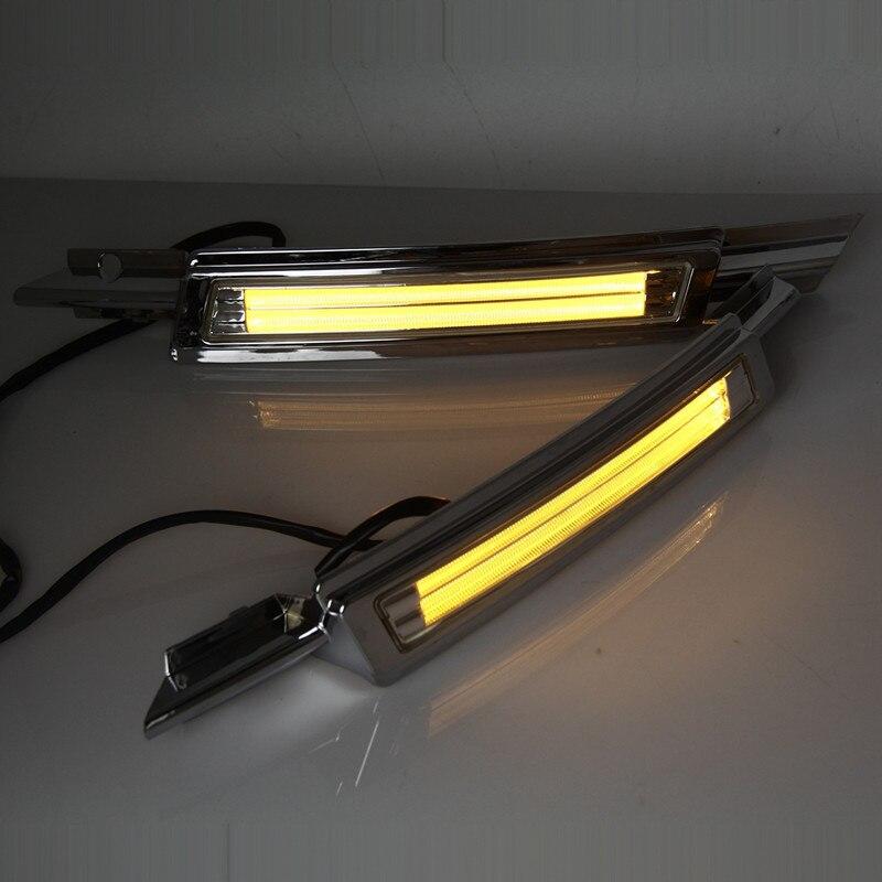 LED Tube DRL For VW CC Volkswagen Passat CC 2013 2014 2015