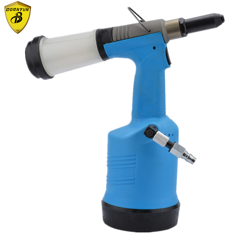 2.4-4.8mm Electric Rivet Nut Gun Adaptor Blue Cordless Multifunction Nail Gun US