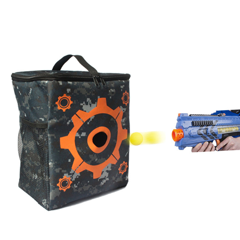 Target Pouch Gun Bullets Storage Case Holder Bag Organizer For Nerf Guns Darts N-strike Elite Series Gun Accessories ...