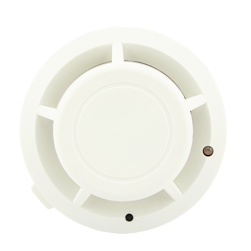 Independent Fire Alarm Wireless Smoke Sensor  Home Security System Wireless Smoke Detector House Family Surveillance Protect