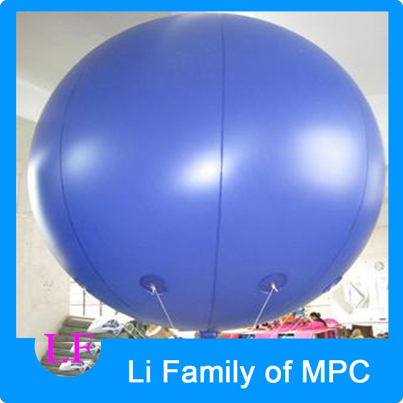 2m PVC Advertising Inflatable Giant Balloon inflatable advertising balloon You can design ao058b 2m white pvc helium balioon inflatable sphere sky balloon for sale attractive inflatable funny helium printing air ball