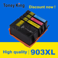 Toney King Ink Cartridge Compatible for HP 903 907 903XL 907XL For HP903XL For HP907XL OfficeJet 6950 6960 6961 6963 6964 6965