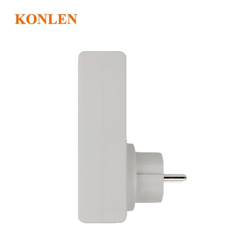 Image 5 - 16A EU GSM Power Socket Remote Control Relay Smart Outlet Switch SMS Call Android IOS ON OFF for Light Garage Door Gate Opener-in Building Automation from Security & Protection