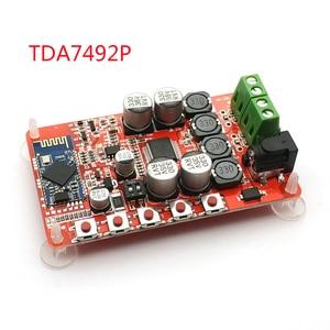 Image 1 - TDA7492P 50 ワット + 50 10wのbluetooth 4.0 ワイヤレスデジタルオーディオレシーバーアンプボード
