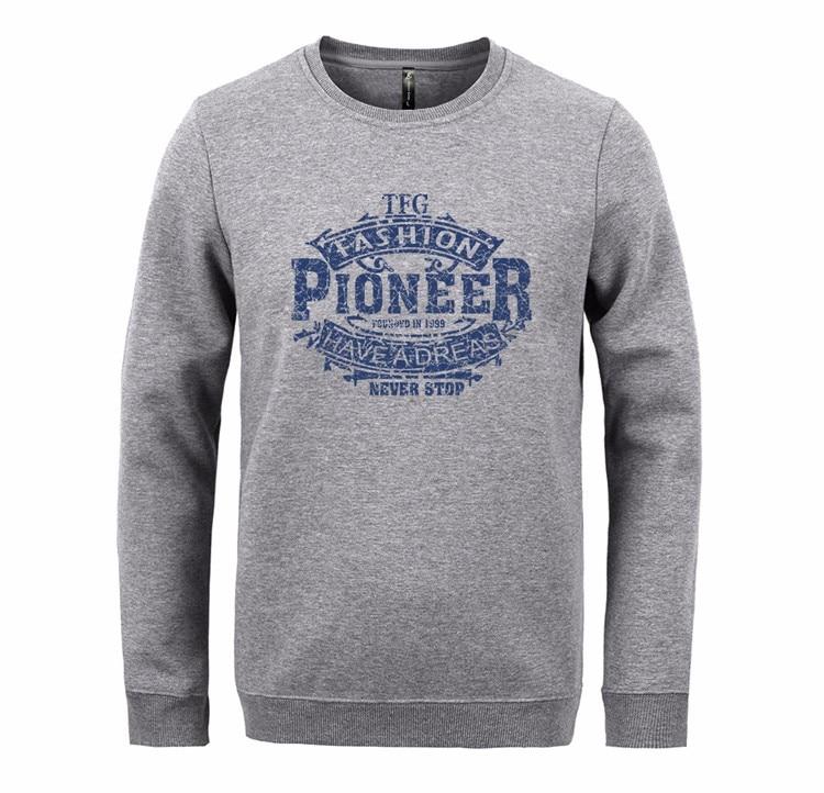 Pioneer Camp new autumn Winter fashion men hoodies casual cotton thicken fleece male pullover tracksuit mens crewneck sweatshirt Pioneer Camp new autumn Winter fashion men's sweater's HTB1iFj4LVXXXXXBXpXXq6xXFXXX1
