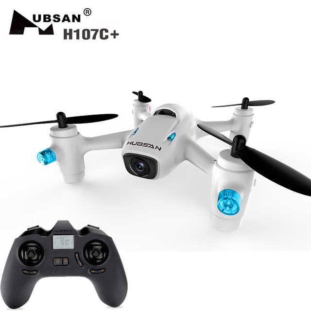 Hubsan X4 H107C Mini Camera Drone With 720p 7080m Control Distance Rc Helicopter Best Birthday Gift For Children In RC Helicopters From Toys