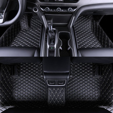 lsrtw2017 leather car floor mat for honda accord 2002-2020 2003 2004 2005 2006 2007 2008 2009 2010 2011 2012 2013 2014 2015