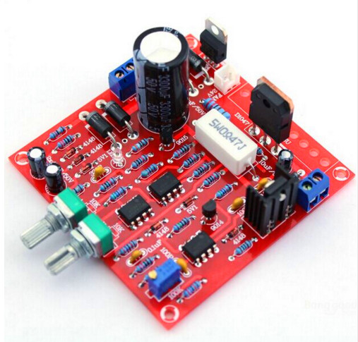 2017 NEW new Red 0 30V 2mA 3A Continuously Adjustable DC Regulated Power Supply DIY Kit for school education-in Replacement Parts & Accessories from Consumer Electronics on AliExpress