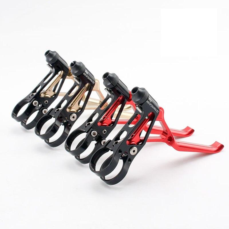 AL7075 Litepro ultralight folding bike bicycle brake lever cnc bmx brake lever 64g for P8 SP8 bike parts litepro integrated folding bike bicycle crankset bmx crank for bya412 sp8 p8 130bcd 170mm
