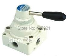 4hv410-20, 4 разъём(ов) 2 позиция руководство рукоятка пневматический клапан 3/4 » BSPT рук вернуться