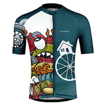 Runchita  Cycling Jersey 2019 go pro Team Clothing Quick Dry Bicycle Clothes MTB maillot ciclismo hombre