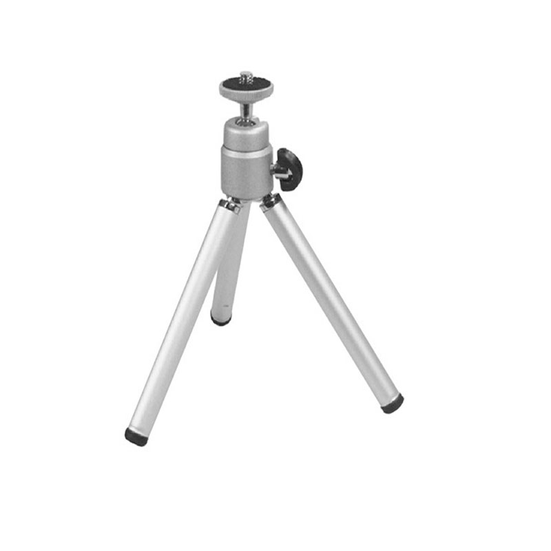 Live Equipment Gaqou Mini Tripod Mount Adapter For Gopro Digital Camera Self-timer Smart Phone For Iphone Samsung Mobile Phone Scalable Tripod