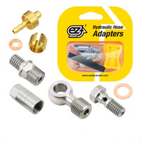 EZ Mtb Bike Brake House Adapters For Hope Tech Hydraulic Brake House Installation Bike Accessory