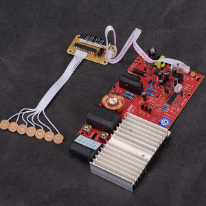 Universal induction cooker pcb