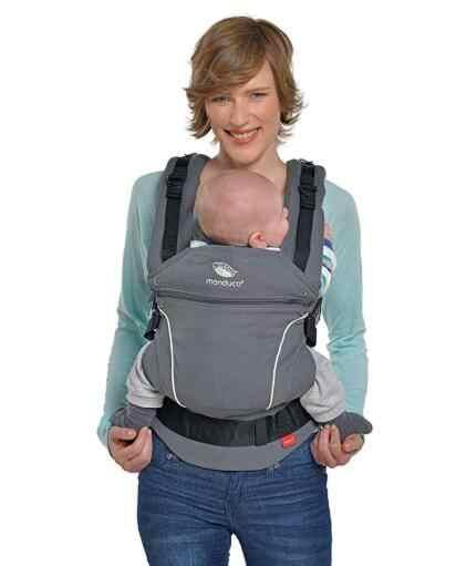 Manduca 0-30 meses transpirable frente portabebés 4 en 1 infantil cómodo Sling mochila bolsa envoltura bebé canguro nueva