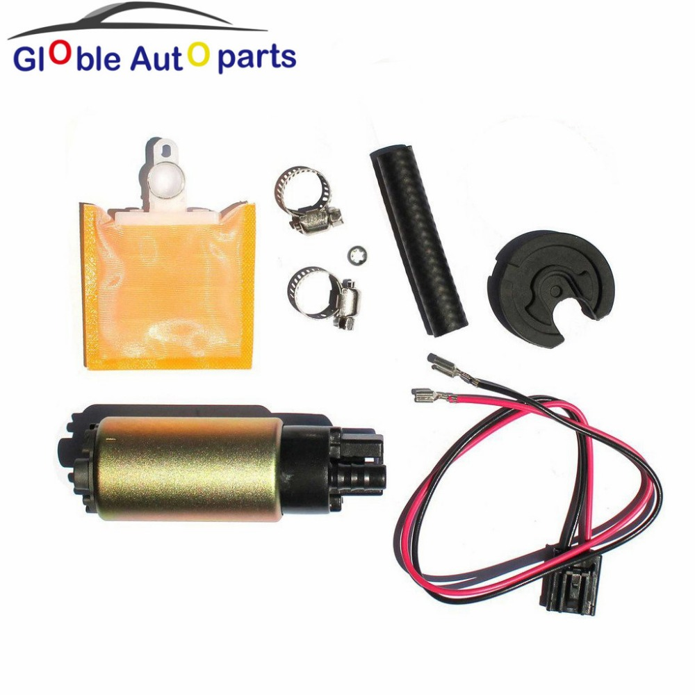 12V Electric Univers Fuel Pump 125Lph For <font><b>Subaru</b></font> Baja Forester Impreza Justy Legacy <font><b>Outback</b></font> B9 Tribeca Forester MazdaTP-213 image