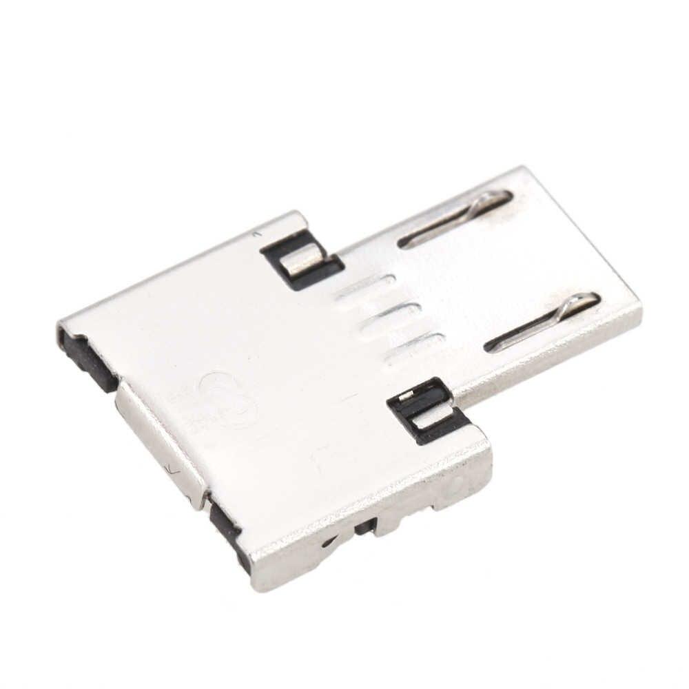 Ultra Mini Micro USB 5pin OTG Adattatore del Connettore per il Cellulare/Tablet/Cavo USB/Flash Disk
