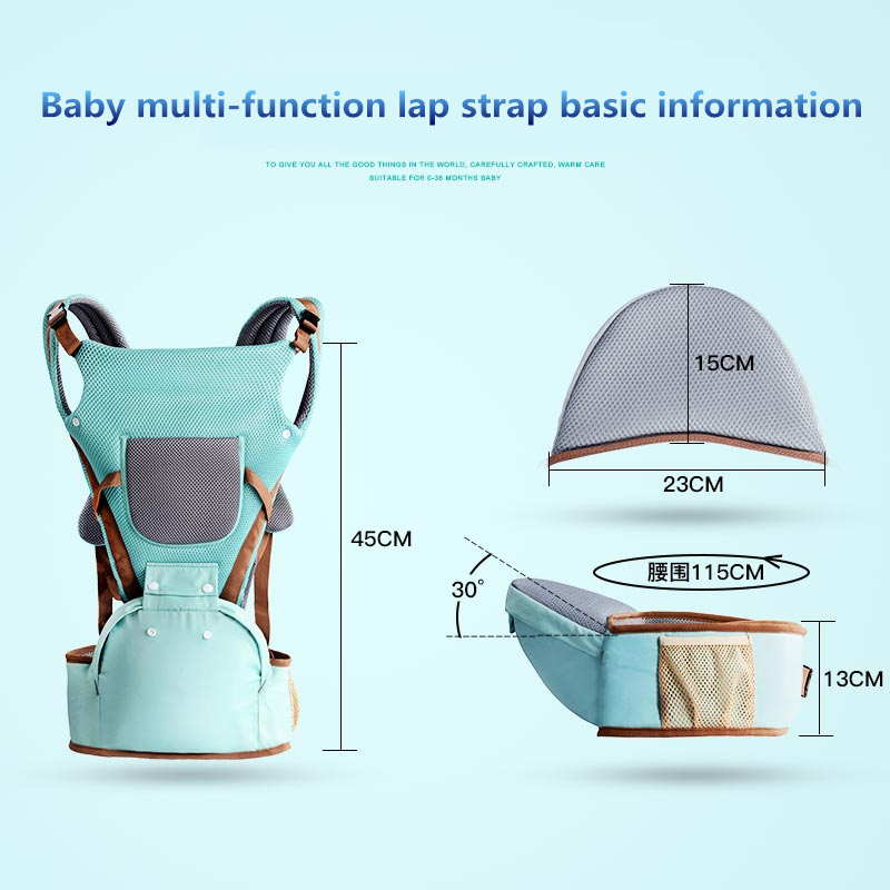 Sling Carrier Hip Seat Baby Carrier Thebabiesstore