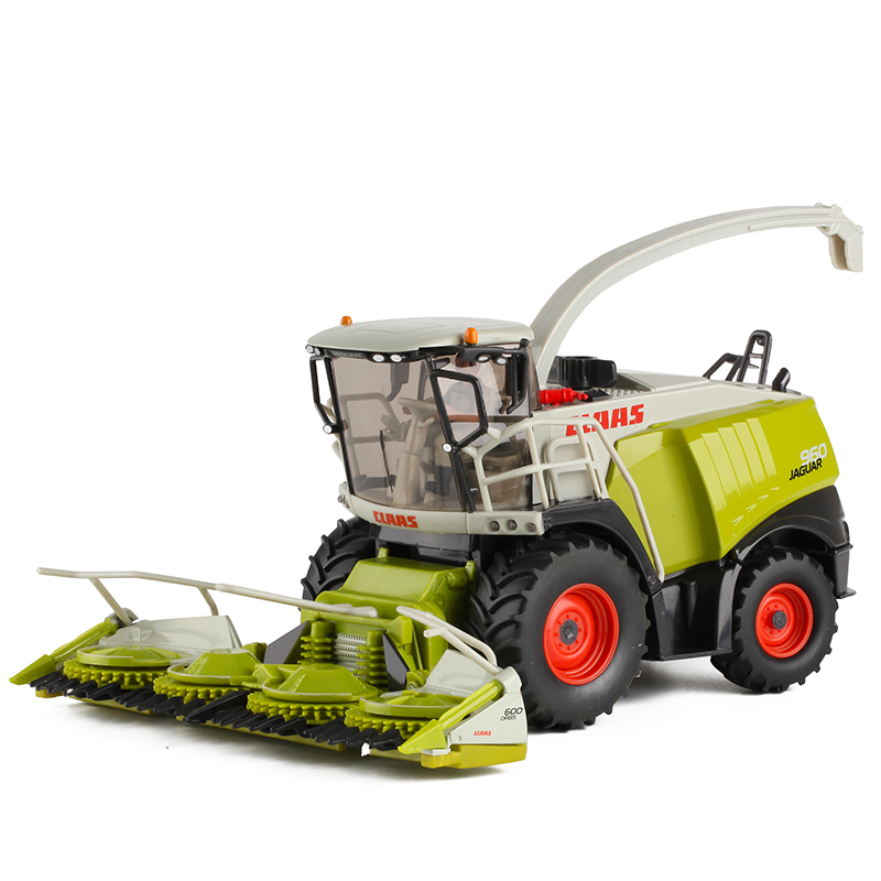 siku 1 32 Klass 4058 model car model Farm Harvester Tractor Child Simulation Alloy Car Model